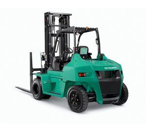 Mitsubishi Forklift Trucks TREXiA ES Series