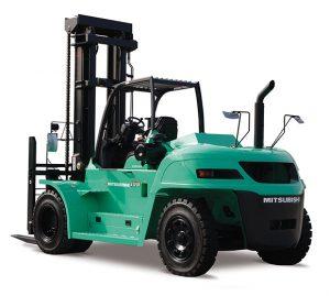 Mitsubishi Forklift Trucks TREXiA EX Series