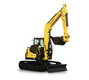Yanmar Mini Excavators