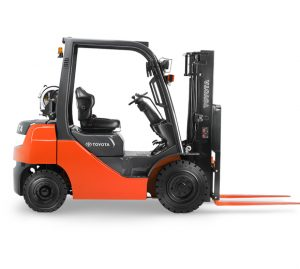 Internal Combustion Forklifts: Pneumatic Tire